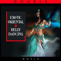 L'orchestre De Danse Orientale - Exotic Oriental: Belly Dancing (CD)