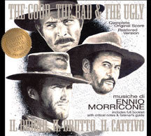 Ennio Morricone - The Good, The Bad & The Ugly (complete) (CD)