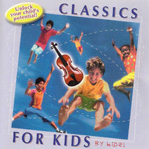 Greater Twin Cities Youth Choir - Classics For Kids (CD)