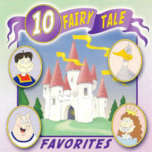 10 Fairy Tale Favorites (CD)