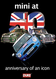 Mini At 50 Anniversary Of An Icon (DVD)