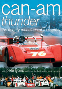 Can Am Thunder (DVD)