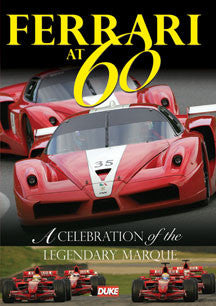 Ferrari At 60 (DVD)