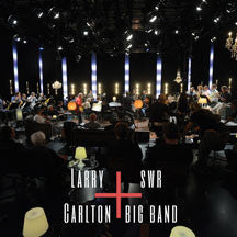 Larry Carlton & SWR Big Band  - Larry Carlton And SWR Big Band (CD)