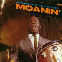 Art Blakey - Moanin' + 2 Bonus Tracks! (LP)