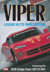 Dodge Viper 2008 Edition (DVD)