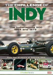 The Challenge Of Indy (DVD)