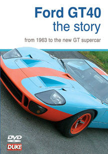 Ford Gt Story (DVD)