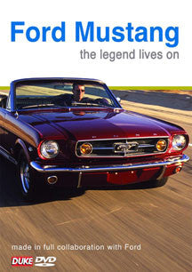 Ford Mustang (DVD)