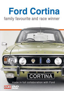Ford Cortina Story (DVD)
