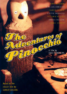 Adventures Of Pinocchio (DVD)