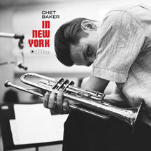 Chet Baker - In New York (VINYL ALBUM)