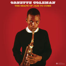 Ornette Coleman - The Shape of Jazz To Come (LP)