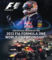 Formula One 2013 Official Review Blu Ray (BLU-RAY)