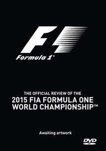 F1 2015 Official Review (DVD)