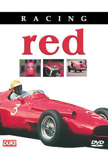 Racing Red (DVD)