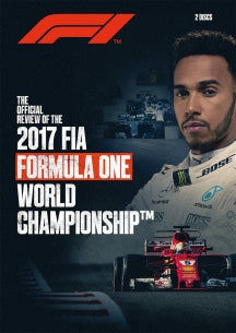 F1 2017 Official Review (DVD)