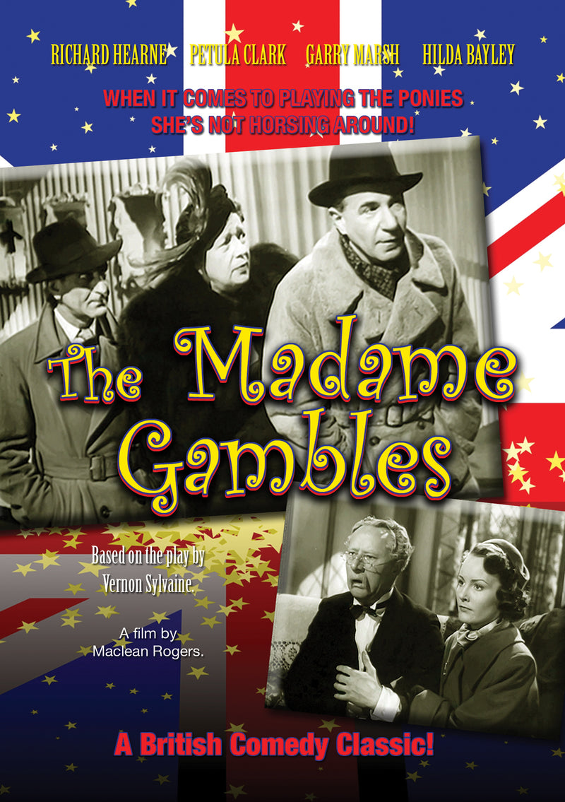 The Madame Gambles (DVD)