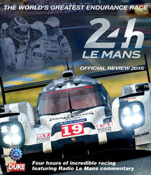 Le Mans 2015 (BLU-RAY)