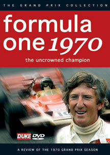 F1 Review 1970 Uncrowned Champion (DVD)