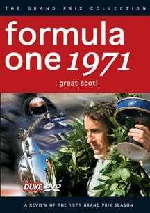 F1 Review 1971 Great Scot (DVD)