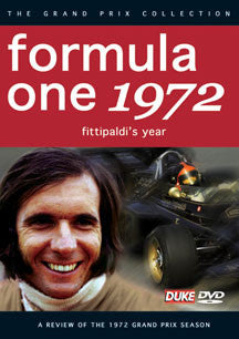 F1 Review 1972 Fittipaldis Year (DVD)