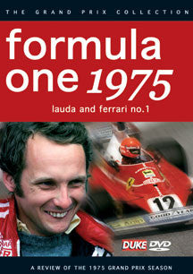 F1 Review 1975 Lauda & Ferrari No. 1 (DVD)