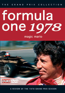 F1 Review 1978 Magic Mario (DVD)