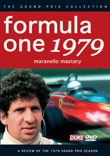 F1 Review 1979 Maranello Mastery (DVD)