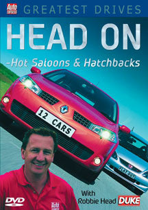 Head On Saloons And Hatchbacks (DVD)