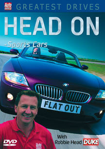 Head On Sports Cars (DVD)