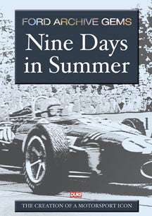 Ford Archive Gems: Nine Days In Summer (DVD)