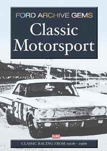 Ford Archive Gems - Classic US Motorsport (DVD)