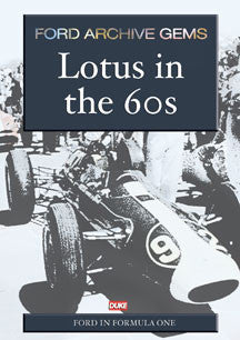 Ford Archive Gems: Lotus In The 60s (DVD)