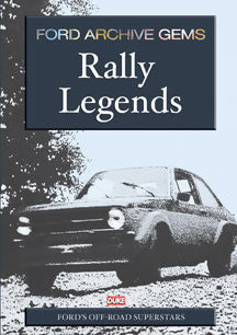 Ford Archive Gems: Rally Legends (DVD)