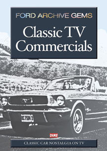 Ford Archive Gems: Classic TV Commercials (DVD)