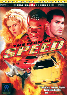 Fear Of Speed (DVD)