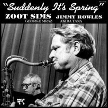 Zoot Sims - Suddenly It's Spring (VINYL ALBUM)