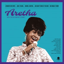 Aretha Franklin - Aretha With The Ray Bryant Combo + 4 Bonus Tracks! (LP)