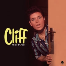 Cliff Richard - Cliff + 2 Bonus Tracks! (LP)