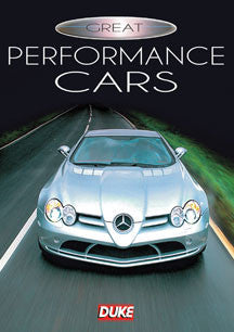 Great Performance Cars (DVD)