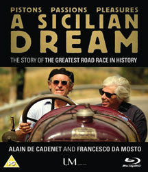 A Sicilian Dream (BLU-RAY)