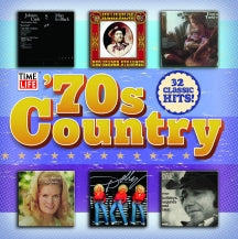 70s Country Collection (CD)