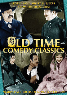 Old Time Comedy Classics (DVD)