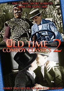 Old Time Comedy Classics Volume 2 (DVD)