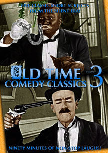 Old Time Comedy Classics Volume 3 (DVD)