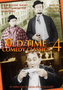 Old Time Comedy Classics Volume 4 (DVD)