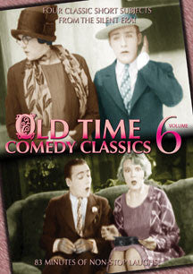 Old Time Comedy Classics Volume 6 (DVD)