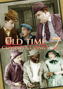 Old Time Comedy Classics Volume 7 (DVD)