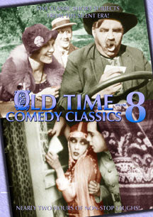 Old Time Comedy Classics Volume 8 (DVD)